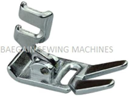 Para máquina de coser Zig Zag de punto de bajo filo prensatela de ...