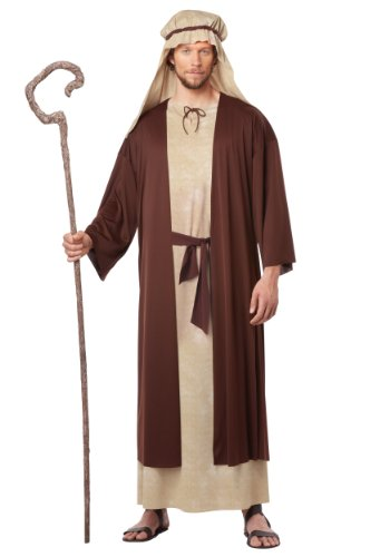California Costumes Men's Saint Joseph Adult, Tan/Brown, X-Large]()