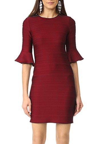 Zip Sleeve Dress - 1