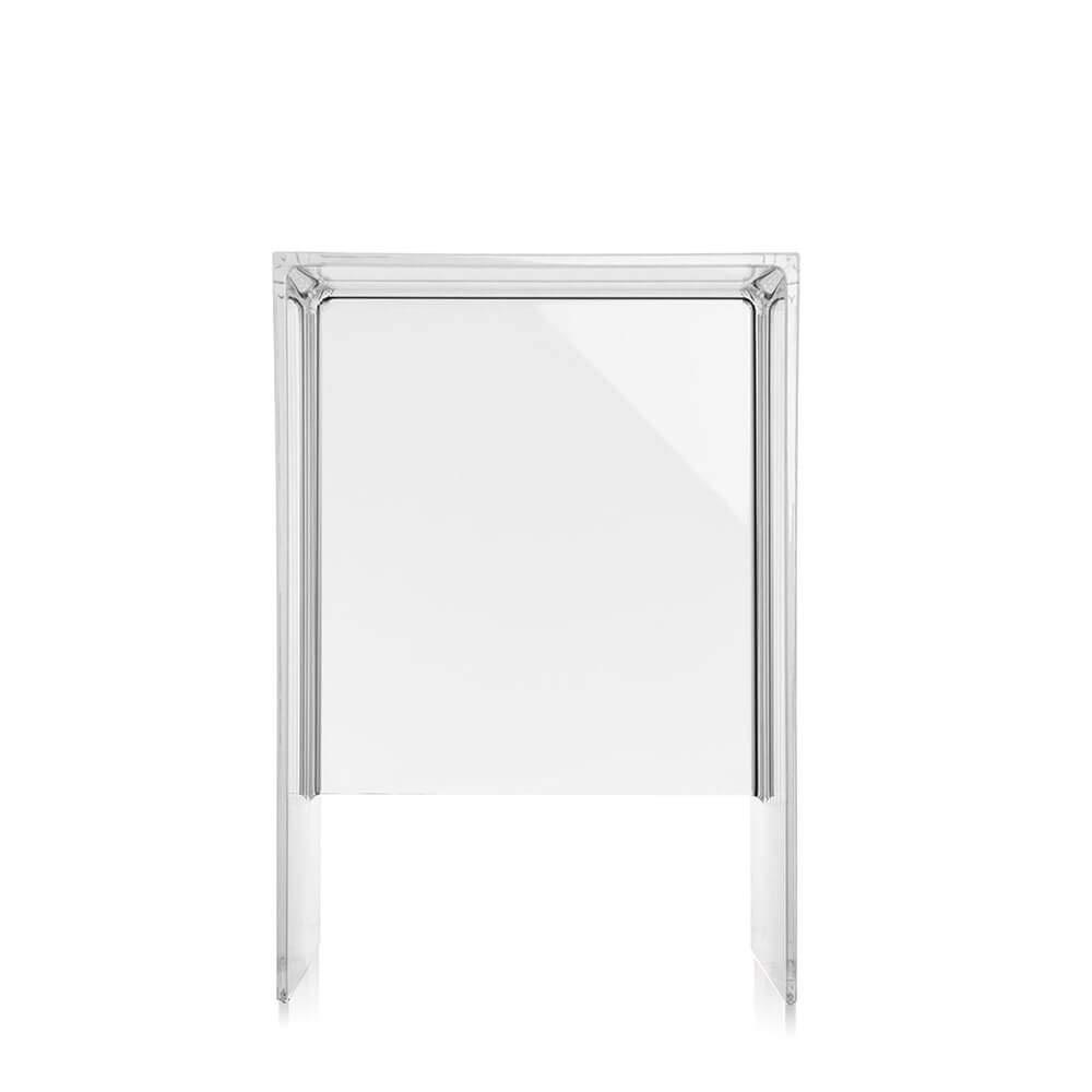 Kartell by Laufen Max-Beam Tavolino Cristallo trasparente ...
