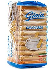Gioia Savoiardi, Lady Fingers, 400 Grams