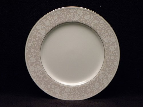 Mikasa Venetian Lace 9-Inch Pink Accent Plate