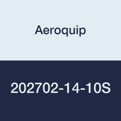 Eaton Aeroquip 202702-14-10S Steel Flared Tube Fitting Adapter 7//8 Male JIC x 1-3//16 O-Ring Boss Male 7//8 Male JIC x 1-3//16 O-Ring Boss Male