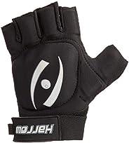 Harrow 25010211 Knuckle Mitts, Left Hand, Small, Black