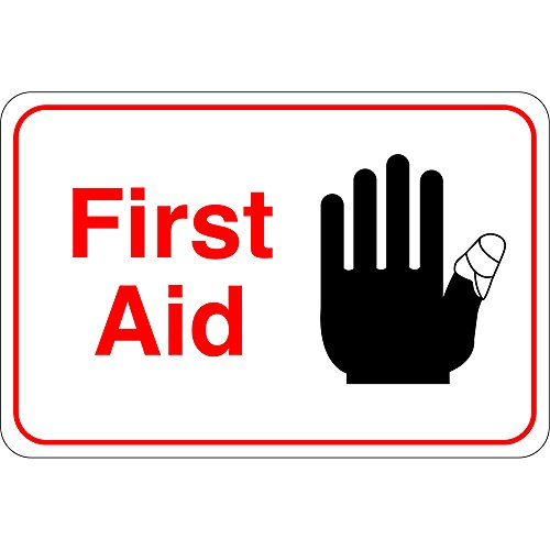 First Aid Box Sign (Aviditi SN204
