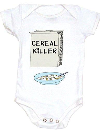 Vulgar Body de, cereales Killer,  Blanco