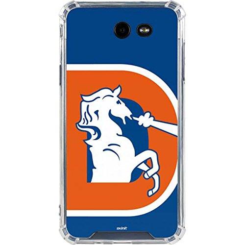 Denver Broncos Galaxy J7 Case - Denver Broncos Retro Logo | NFL X Skinit LeNu Case Denver Broncos Nfl Precision Cut
