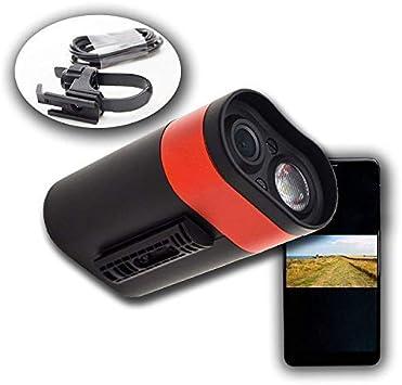 AP PA - Cámara de vídeo para Bicicleta (1080p, WiFi): Amazon.es ...