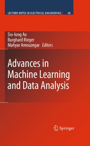 Download Advances in Machine Learning and Data Analysis: 48 (Lecture Notes in Electrical Engineering) Pdf