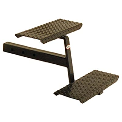 C. R. Brophy RHS2 Two-Step Receiver Hitch Stair: Automotive