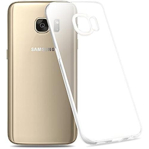 Samsung Galaxy S7 Edge Case, Gulito Transparent Samsung Galaxy S7 Edge Crystal Clear Soft TPU Cover Sales