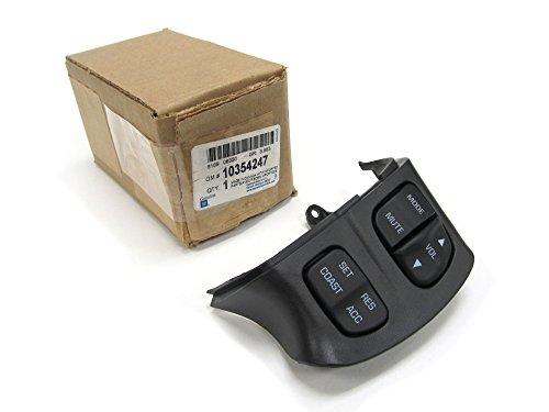 OEM NEW Steering Wheel Radio Cruise Control Switch 00-05 Monte Carlo 10354247