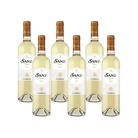 Sanz Clasico - Vino Blanco - 6 Botellas