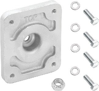 Fulton 500320 XP to F2 Adapter Kit for F2 Swivel Mount with 4