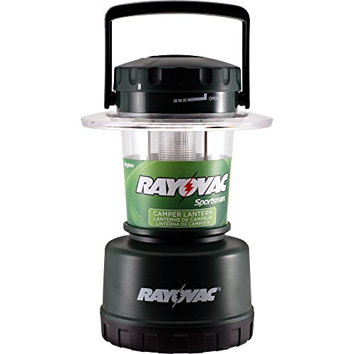 Rayovac Sportsman 65 Lumen 4D Krypton Floating Lantern (SP4D-KBB)