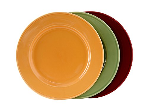 - Tuxton DYA-112 Vitrified China Plate, 11-1/4
