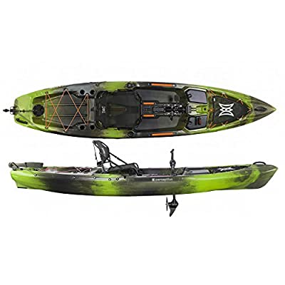 Perception Perception Pescador 12.0 Pilot Kayak from Perception