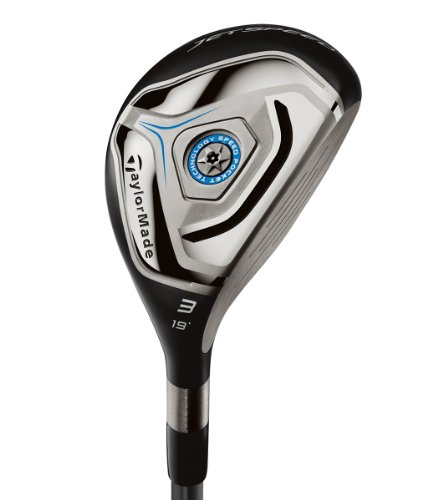 TaylorMade Men's Jetspeed Golf Rescue, Right Hand, #3, Regular, Graphite