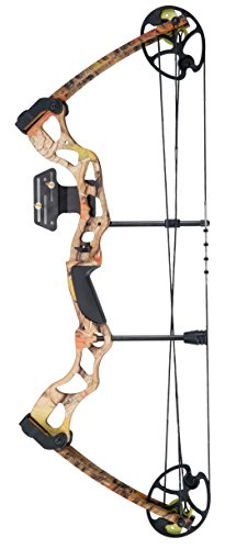 Leader Accessories Compound Bow Hunting Bow 50-70lbs with Max Speed 310fps