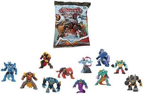 Giochi Preziosi Gormiti Mini Figures 5Cm Cdu24 Ass 2, Multicolore