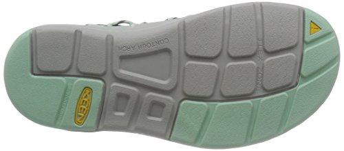 Keen Uneek 8mm Rock - Sandalias deportivas Mujer Grey - MAGNET/MISTY JADE