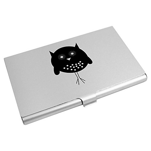 Card Wallet Card 'Cute Holder Azeeda CH00009753 Owl' Business Credit 6tqOYdUwC