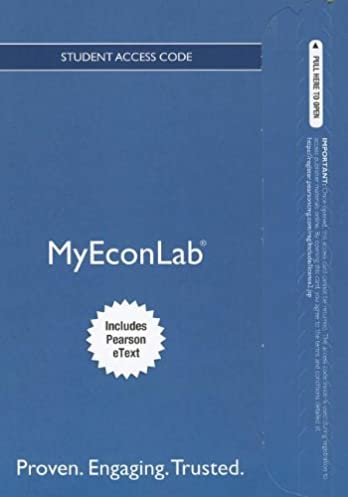 new myeconlab with pearson etext access card for the economics rh amazon com