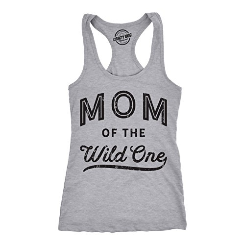 The For Mom Of Womens Crazy One Divertente xl Racerback Tank Funny Wild Donna Ladies Tanktop Tshirts Mothers Day Canotta Dog CnxqqwE6Y