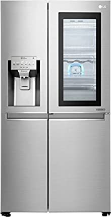 Lg Gc X247csav 668l Inverter Frost Free Side By Side Door