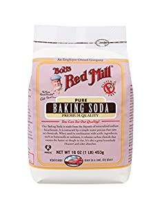 Bobs Red Mill G/F Aluminium Free Baking Soda 450 g (order 4 for trade outer)