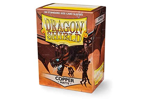 (Sleeves: Dragon Shield Matte Copper)