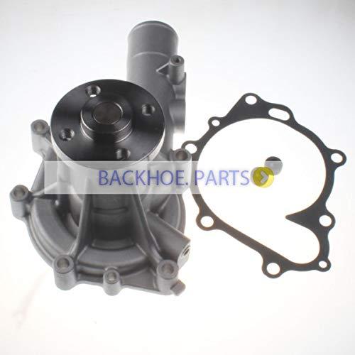 For Komatsu Backhoe Loader WB91 WB93 WB97 WB98 WB140-2 WB150-2 Water Pump YM123900-42000