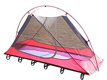 FUNS Off Ground 1-Person 4 Season Backpacking Tent Cot Ultralight C&ing Hiking Tent  sc 1 st  Amazon India & FUNS Off Ground 1-Person 4 Season Backpacking Tent Cot Ultralight ...