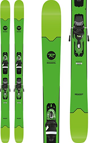 Rossignol Smash 7 Skis with Xpress 11 Bindings