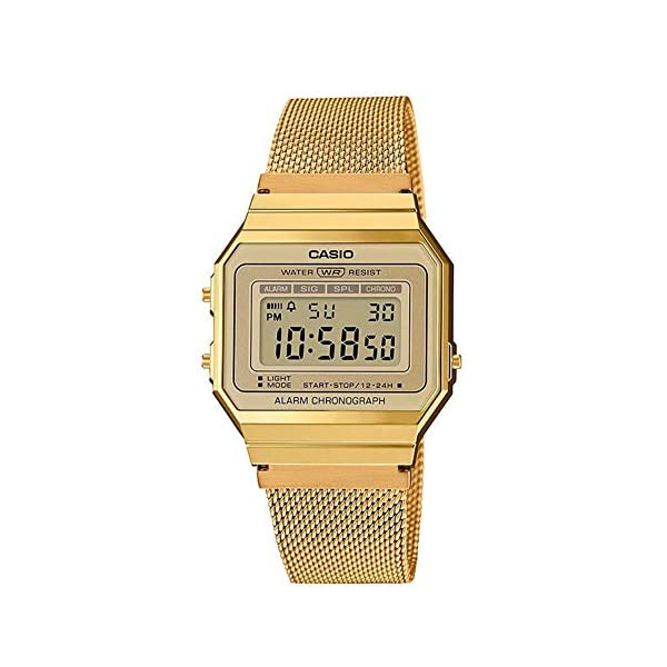 Casio dorado A700WEMG-9AEF