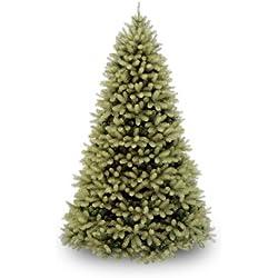 "National Tree 7.5 Foot ""Feel Real"" Downswept Douglas Fir Tree, Hinged (PEDD1-503-75)"
