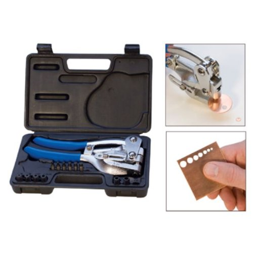 Euro Power Punch Plier | PLR-137.00 by EURO TOOL