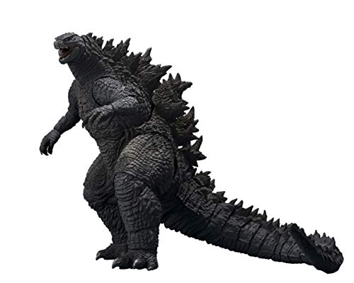 "TAMASHII NATIONS Bandai S.H. MonsterArts Godzilla 2019 ""Godzilla: King of The Monsters Action Figure from TAMASHII NATIONS"