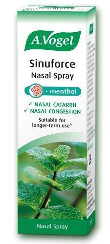 A Vogel Sinuforce Nasal Spray + Menthol 20ml by A. Vogel