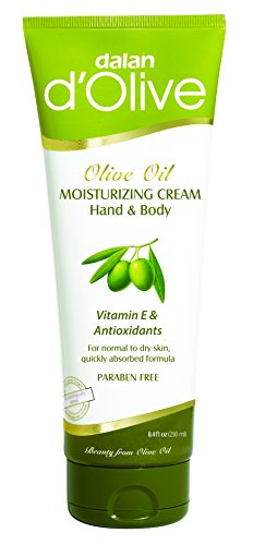 Olive Hand Cream