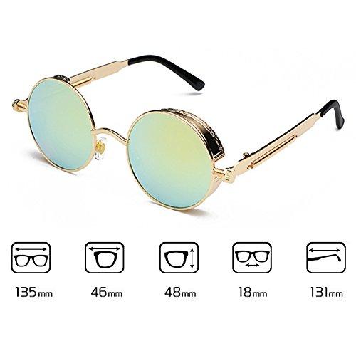 lunettes de soleil mesdames les étoiles de nouvelles nuances de lunettes de soleil élégant de personnalités les visages coréennewhite (tissu) SByFPN6KPU