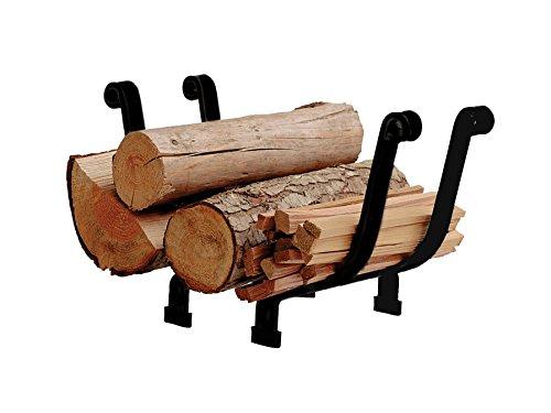 Enclume Log Rack (Enclume Premier Basket Fireplace Log Rack, Black)