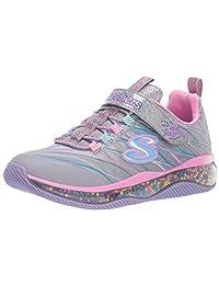 Skechers Girls Skech-AIR JUMPIN'DOTS Sneakers
