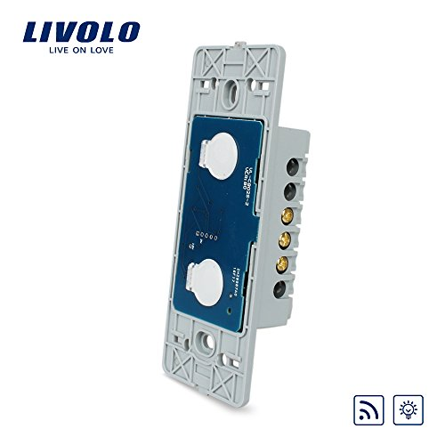 LIVOLO US Standard The Base Of Dimmer touch Switch of Wall L