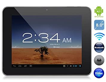 SANEI N83 Android 4 1 1 Rockchip RK3066 Dual-Core 1 6 GHz Tablet PC
