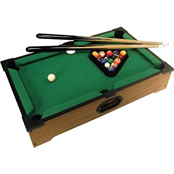 Tobar - Billar de Mesa (Madera, 10699: Amazon.es: Juguetes y juegos