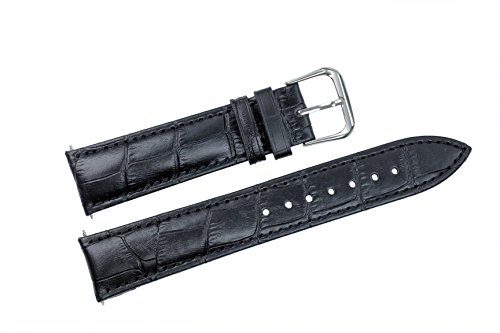 30mm-mens-black-wide-leather-watch-band-replacement-for-big-mid-range-watches-padded