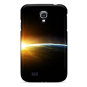 Hot LXGdFjZ4162YAJxc Earth Tpu Case Cover Compatible With Galaxy S4