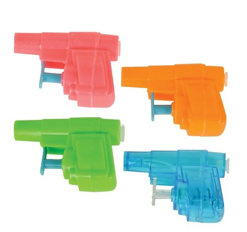 2.25'' WATER SQUIRTER, Case of 10 by DollarItemDirect