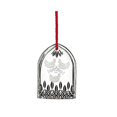 Waterford Three French Hens Ornament (Waterford Crystal 12 Days Of Christmas Ornaments)